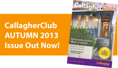 CallagherClub Summer2012 Cover