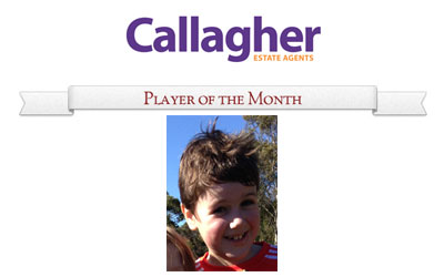 Lucia - Player of the Month May 2014