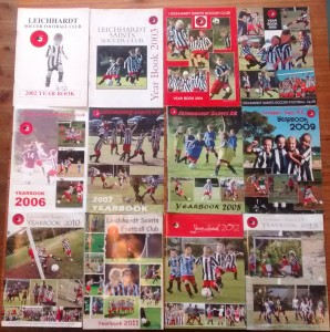 yearbooks 2002 - 2013