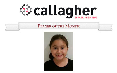 Filiz - Player of the Month April 2015