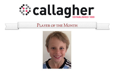 Sandy - Player of the Month April 2016
