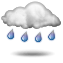 Rain graphic