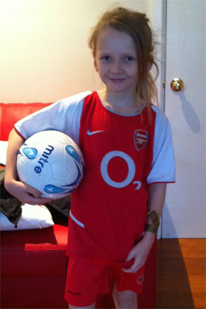 Lois - Player of the Month April 2011 photo