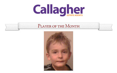 Sid - Player of the Month April 2011 thumbnail image