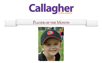 Zach - Player of the Month June2012
