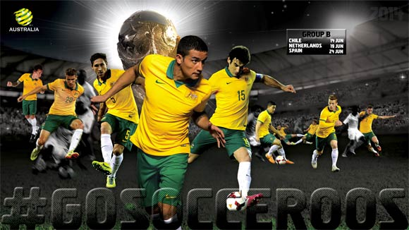 Socceroos wallpaper