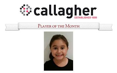 Filiz - Player of the Month April 2015