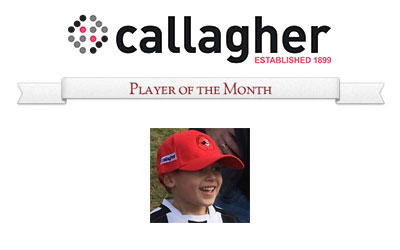 Lucien - Player of the Month May 2016