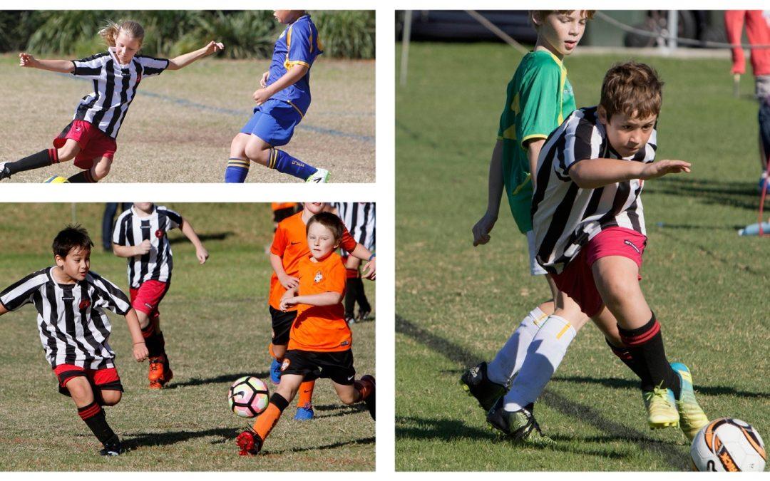 Saints Summer of Soccer (u8 – u11yrs)